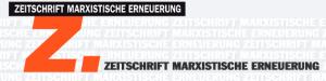 Z - Zeitschrift marxistische Erneuerung