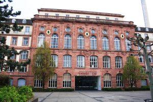 Johann Wolfgang Goethe-Universität, Foto: Dewi König