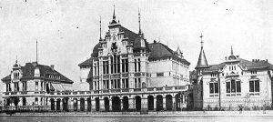 Goethe-Gymnasium in Frankfurt am Main. Foto: Wilhelm Kick