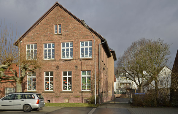 Volksschule Walldorf, Foto: Norbert Nagel