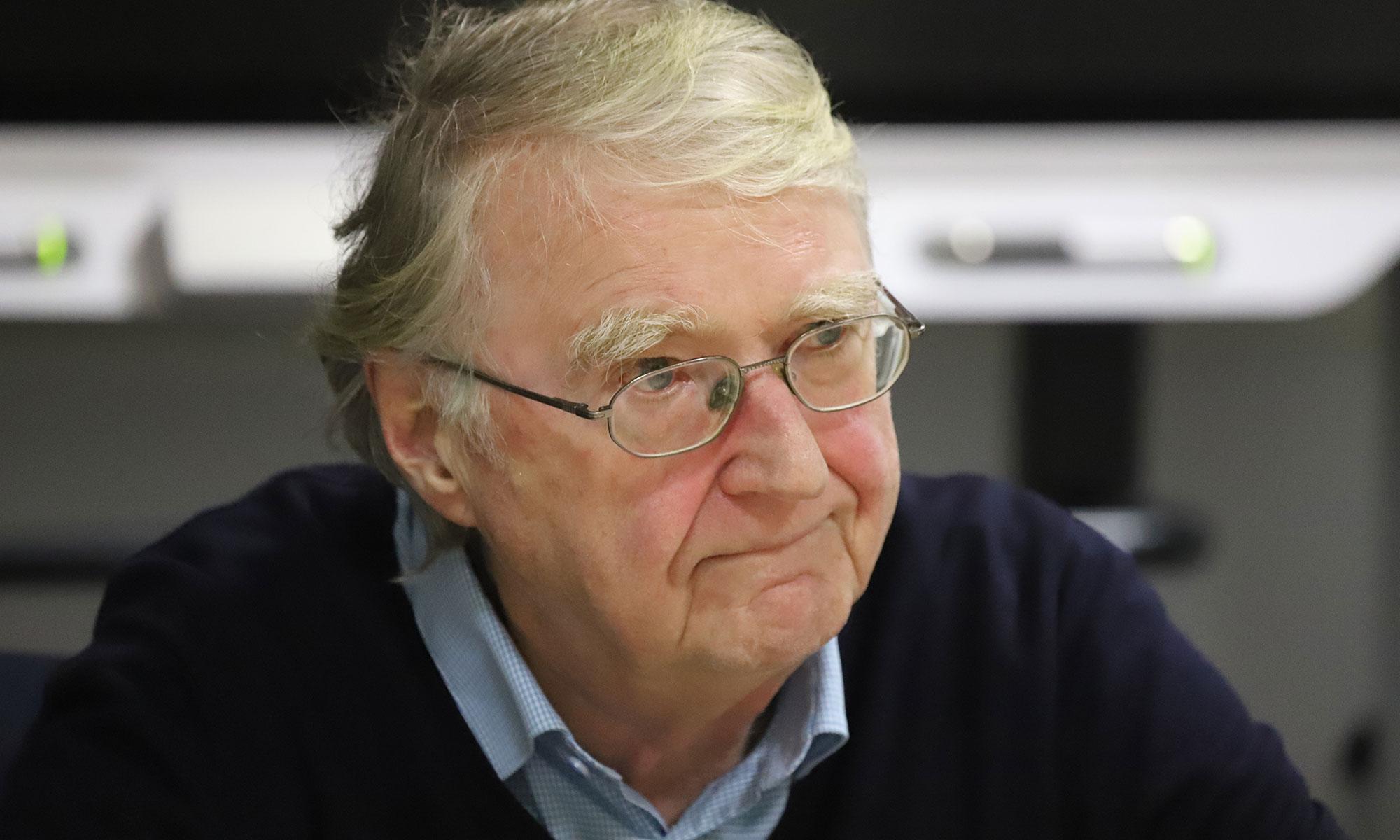 Frank Deppe im Jahr 2019
